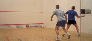 squash club leagues